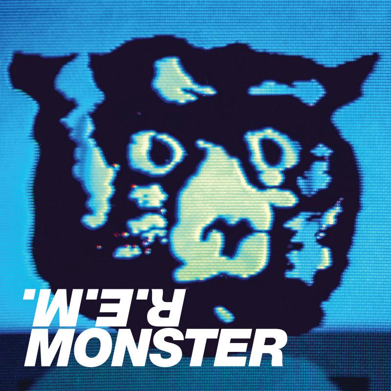 R.E.M. - CD MONSTER (Remastered) (2CD)