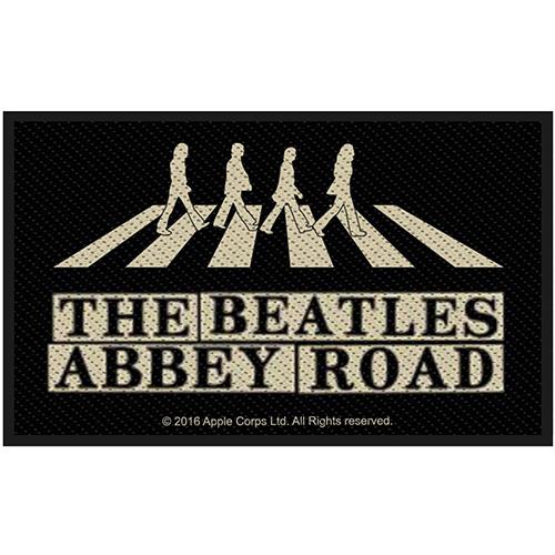 The Beatles - Nažehlovačka Abbey Road Crossing & Street Sign
