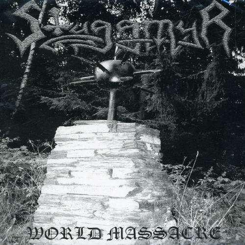 CD STYGGMYR - WORLD MASSACRE