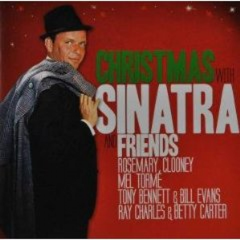 Frank Sinatra - CD Christmas with Sinatra and Friends