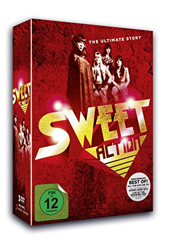 DVD SWEET - Action! The Ultimate Story (DV