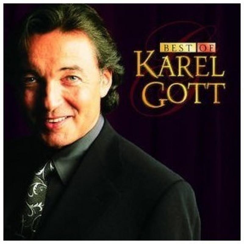 Karel Gott - CD BEST OF 2001