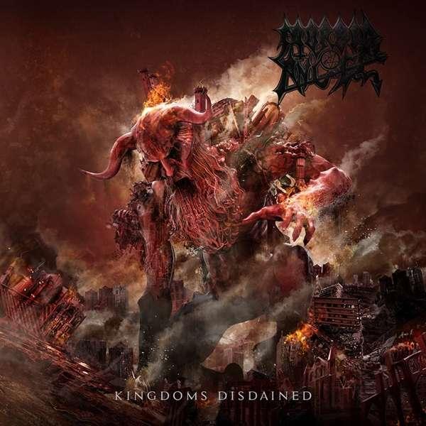 Morbid Angel - CD KINGDOMS DISDAINED