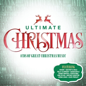 CD V/A - Ultimate... Christmas