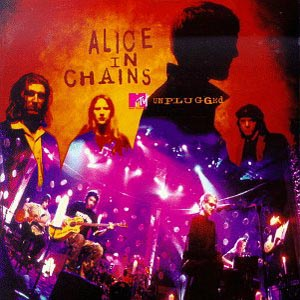 Alice In Chains - CD Mtv Unplugged