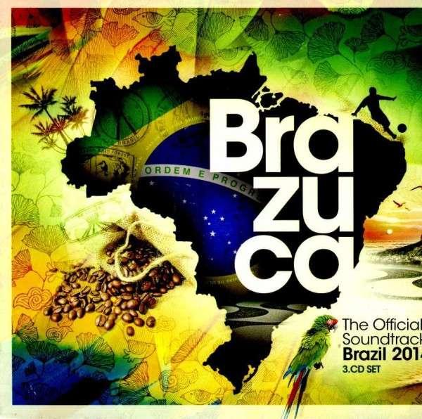 CD V/A - BRAZUCA
