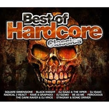 CD V/A - BEST OF HARDCORE CLASSICS