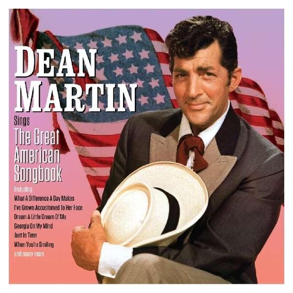 CD MARTIN, DEAN - SINGS THE GREAT AMERICAN SONGBOOK