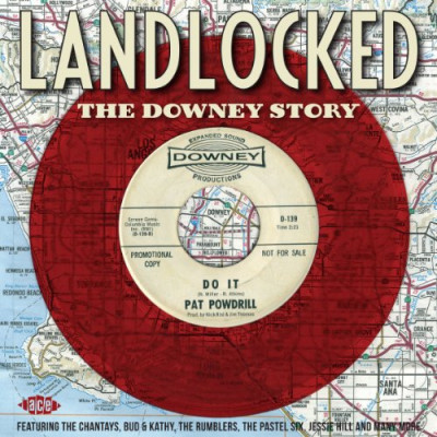 CD V/A - LANDLOCKED