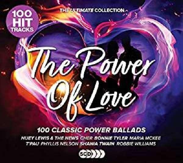 CD V/A - POWER OF LOVE
