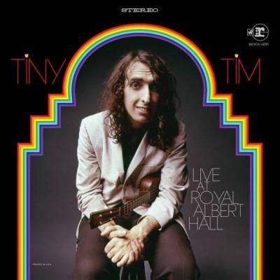 Vinyl TINY TIM - RSD - LIVE! AT THE ROYAL ALBERT HALL