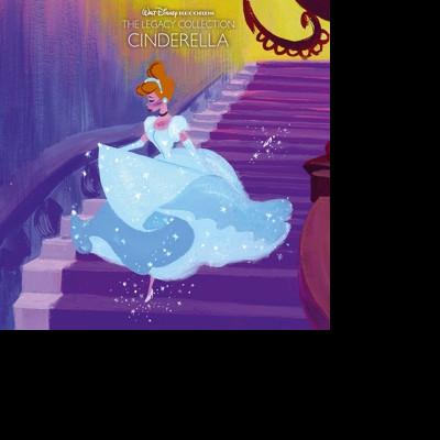 Soundtrack - CD CINDERELLA-THE LEGACY COLL