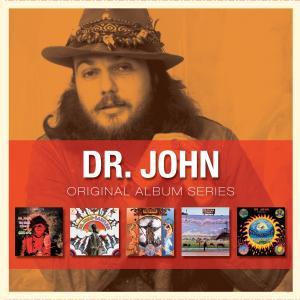 CD DR.JOHN - ORIGINAL ALBUM SERIES