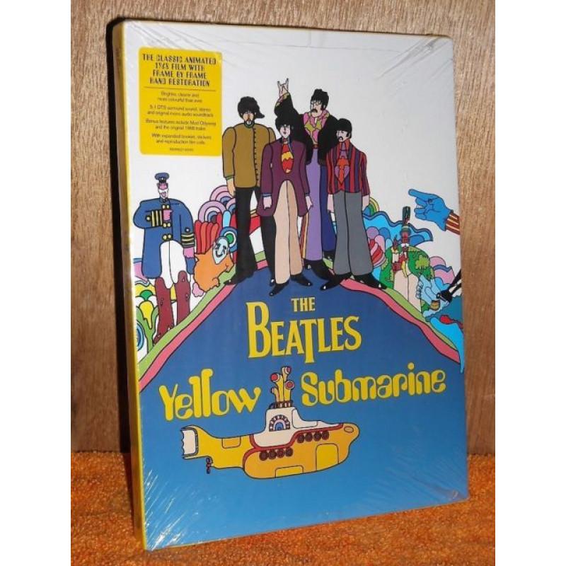 The Beatles - DVD YELLOW SUBMARINE/DIGIPACK/