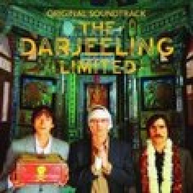 Soundtrack - CD THE DARJEELING LIMITED / Darjeeling s ručením omezeným