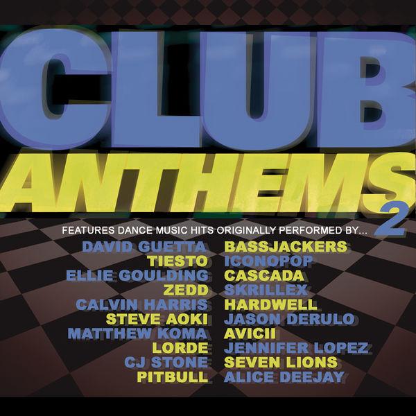 CD V/A - CLUB ANTHEMS 2