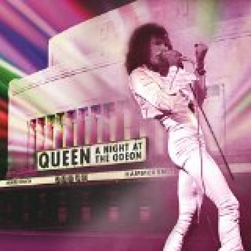 Queen - DVD A NIGHT AT THE ODEON