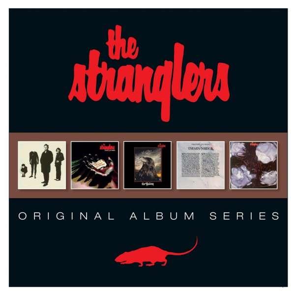 CD STRANGLERS, THE - ORIGINAL ALBUM SERIES