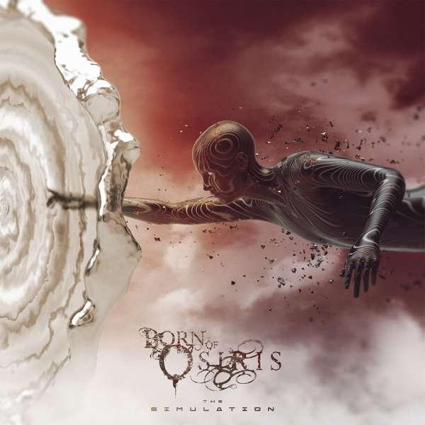 CD BORN OF OSIRIS - THE SIMULATION