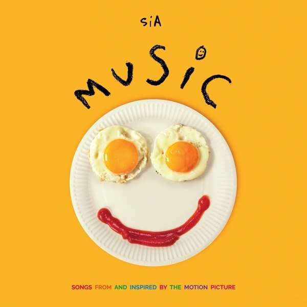 Sia - CD Music (Songs From And Inspired By The Motion Picture)