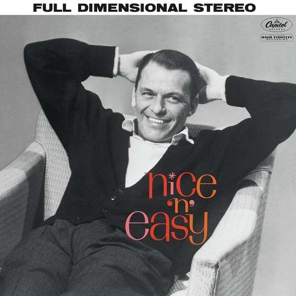Frank Sinatra - CD NICE 'N' EASY