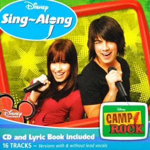 Various - CD DISNEY SINGALONG:CAMP ROCK