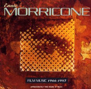 CD MORRICONE ENNIO - FILM MUSIC '66 '87