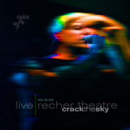 CD CRACK THE SKY - LIVE: RECHER THEATRE 06.19.99