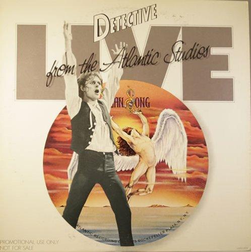 CD DETECTIVE - LIVE FROM THE ATLANTIC STUDIOS