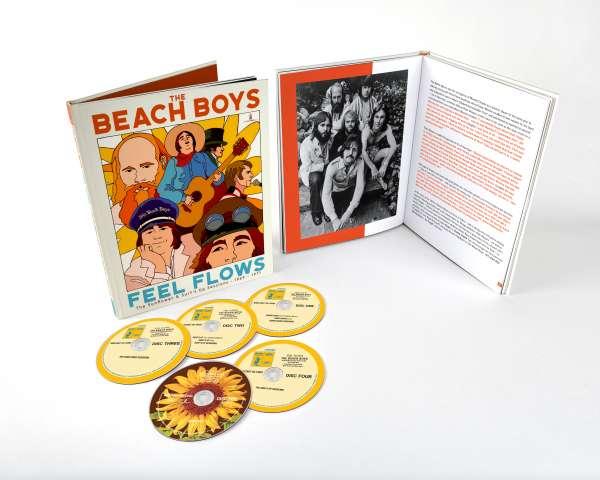 The Beach Boys - CD FEEL FLOWS: THE SUNFLOWER & SURF'S UP SESSIONS 69-71