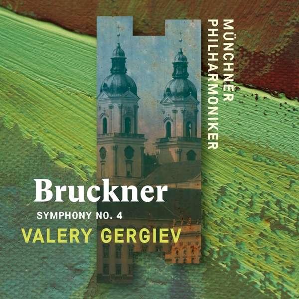 CD BRUCKNER, A. - SYMPHONY NO.4
