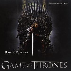 CD DJAWADI RAMIN - GAME OF THRONES