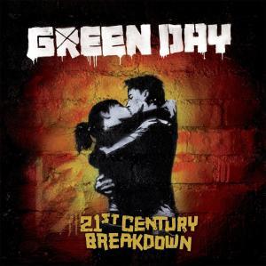 Green Day - CD 21ST CENTURY BREAKDOWN