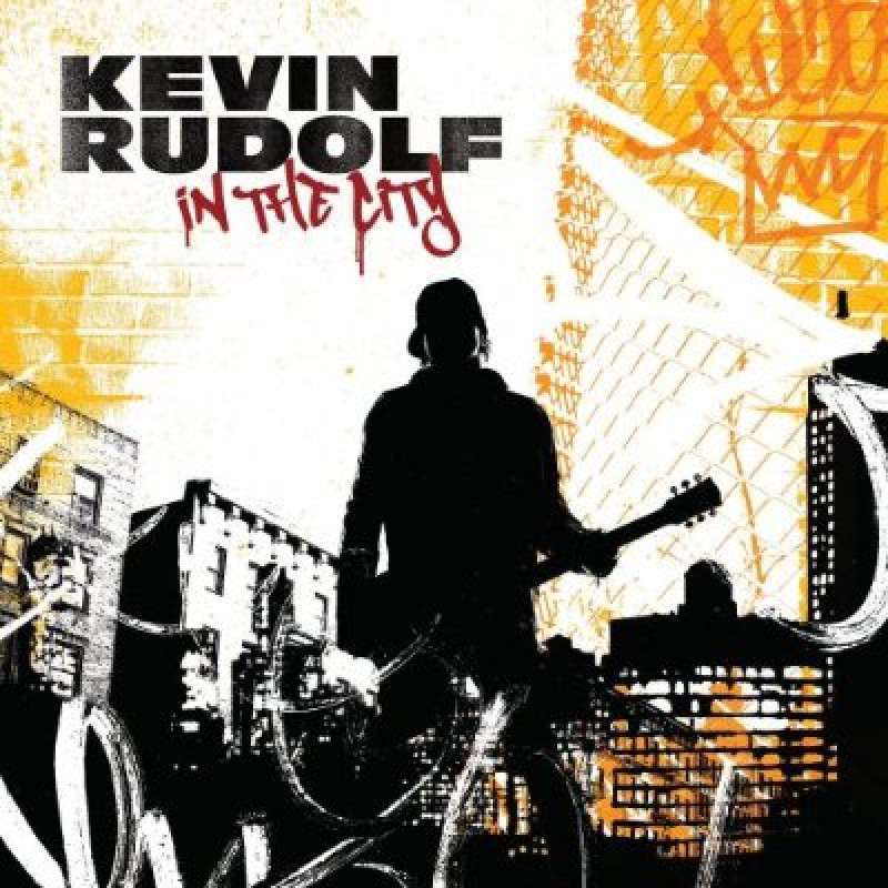 CD RUDOLF KEVIN - IN THE CITY
