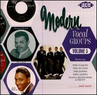 CD V/A - MODERN VOCAL GROUPS 5