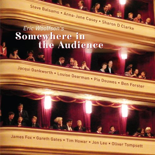 CD V/A - SOMEWHERE IN THE AUDIENCE