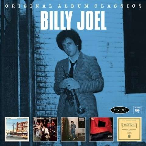 CD JOEL, BILLY - Original Album Classics #2
