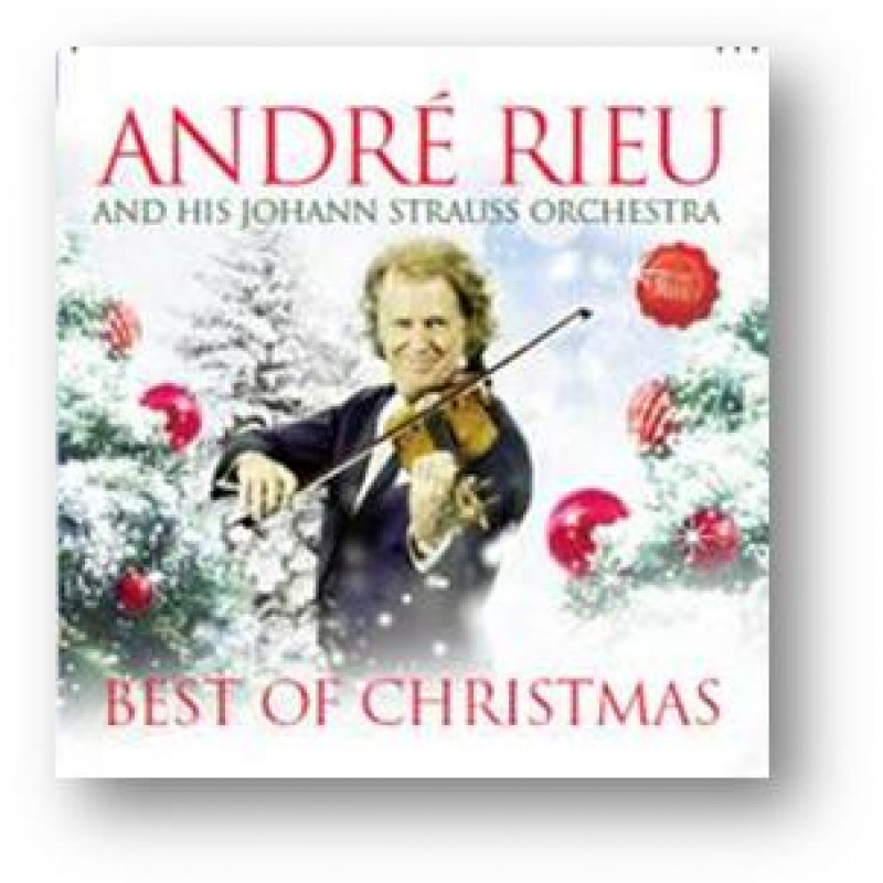 CD RIEU ANDRE - BEST OF CHRISTMAS