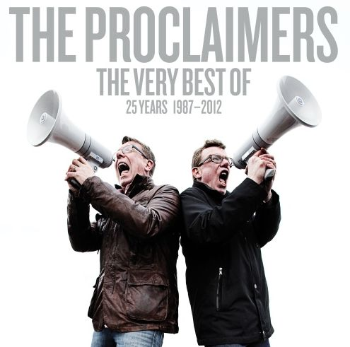 CD PROCLAIMERS, THE - THE VERY BEST OF...