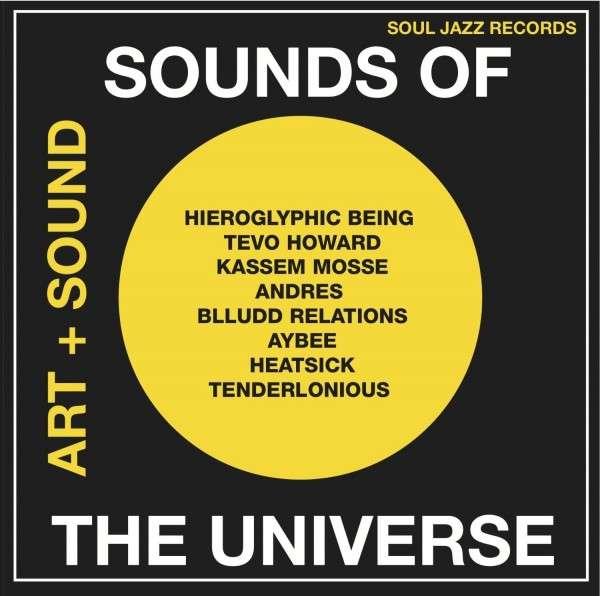 CD V/A - SOUNDS OF THE UNIVERSE-ART + SOUND 2012-2012 VOL.1