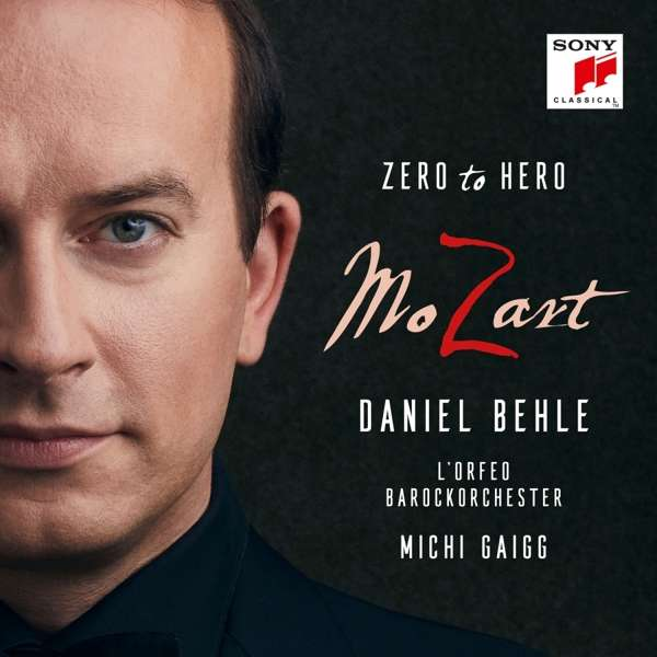 CD Behle, Daniel - Mozart - Zero To Hero
