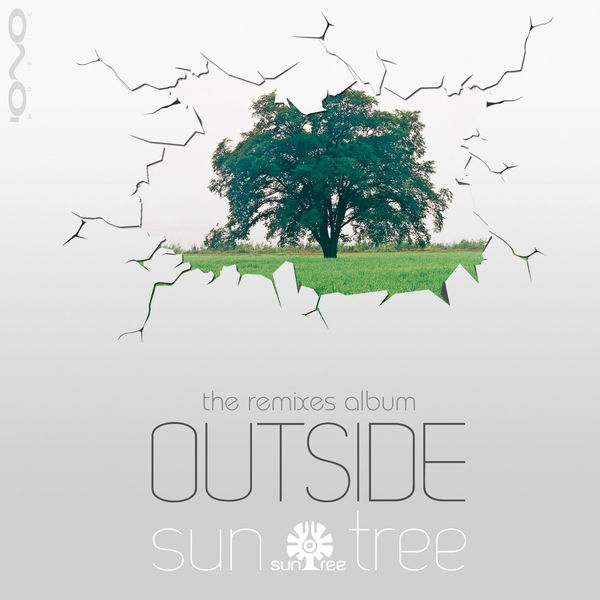 CD SUNTREE - OUTSIDE-THE REMIXES ALBUM