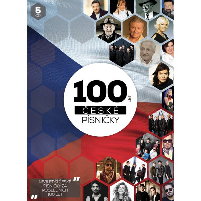 CD RUZNI/POP NATIONAL - 100 LET CESKE PISNICKY