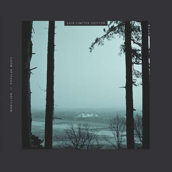 Marillion - CD POPULAR MUSIC