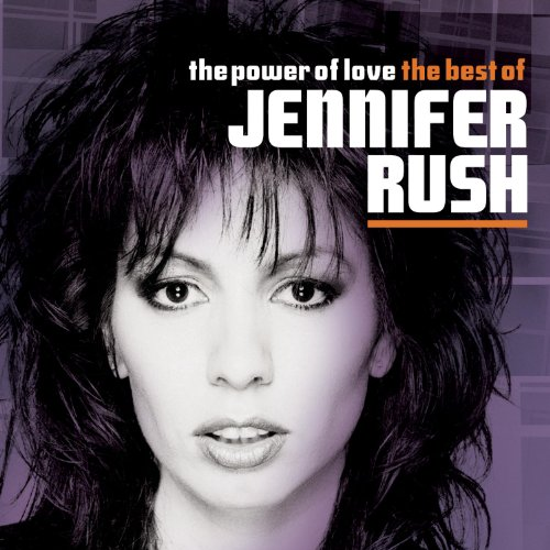 CD Rush, Jennifer - Power of Love:the Best of