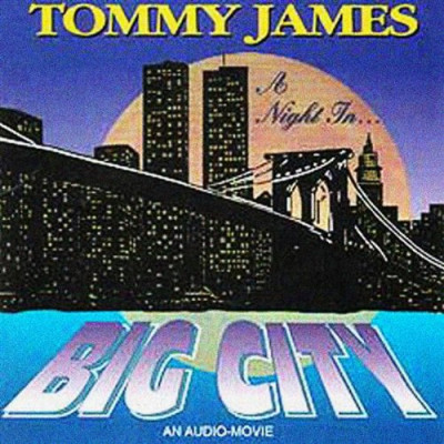 CD JAMES, TOMMY - NIGHT IN BIG CITY