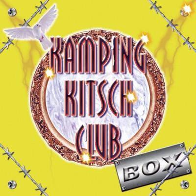 CD V/A - KAMPING KITSCH CLUB BOX