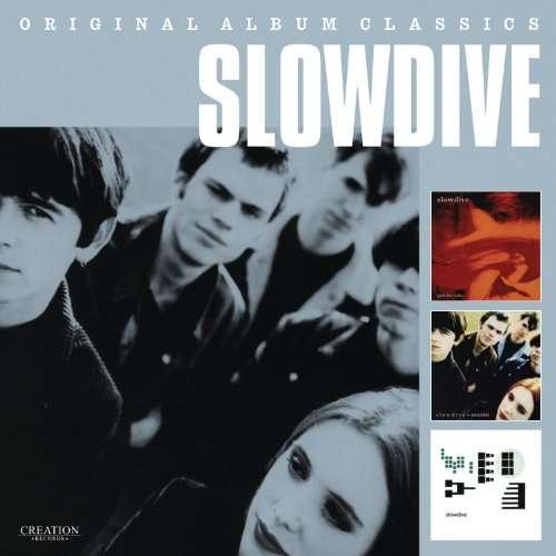 CD SLOWDIVE - Original Album Classics