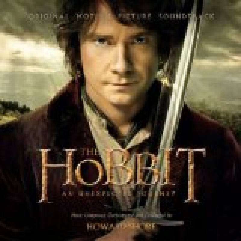 Soundtrack - CD THE HOBBIT
