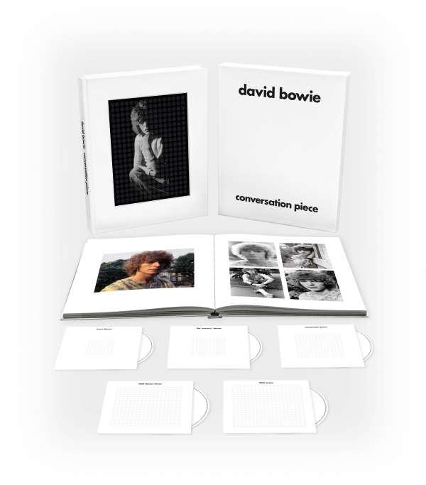 David Bowie - CD CONVERSATION PIECE